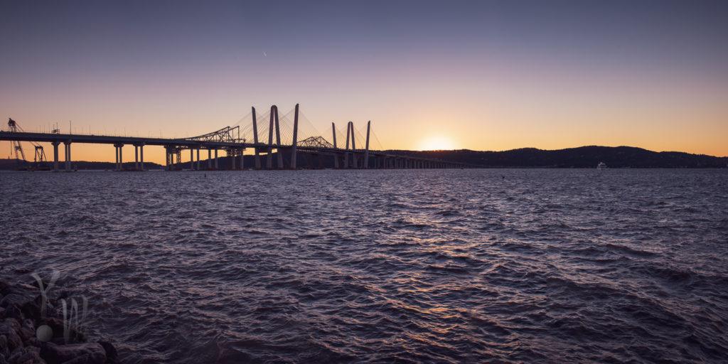 タッパンジー橋のパノラマ写真